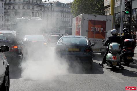 les voitures toujours moins polluantes l argus