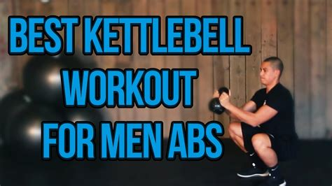 kettlebell workout abs