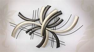 Sculpture Murale Design : sculpture murale design maison design ~ Teatrodelosmanantiales.com Idées de Décoration