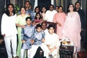 Tina Ambani family photos | Celebrity family wiki