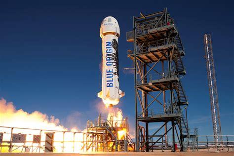 Blue Origin's Reusable Rocket Nails Its Third Landing