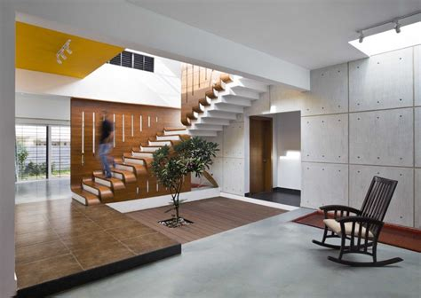 House With Courtyard by Courtyard House In Bangalore Bangalore India Detached