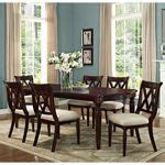 clayton 6 dining set dining sets dining rooms and