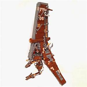 The Awesome Steampunk Star Wars Starships And Vehicles