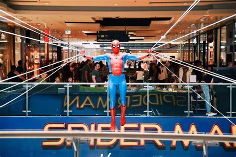 porta di roma cinema prenotazioni arriva in 800 sale spider homecoming dal 6 luglio