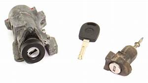 Lock Key Set Ignition Handle 99