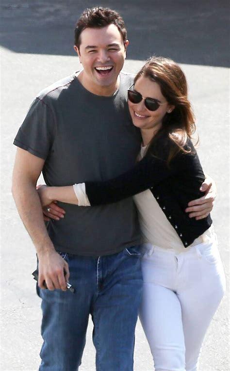 Emilia clarke passionately kisses new boyfriend charlie mcdowell. Emilia Clarke Finally Opens Up About Dating Seth MacFarlane   E! News
