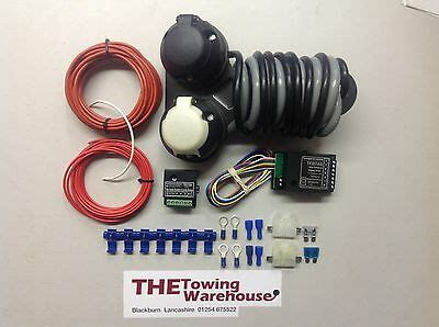 universal 7 way bypass relay towing electrics towbar wiring kit 163 18 69 picclick uk