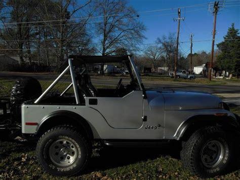 purchase   jeep cj  shreveport louisiana