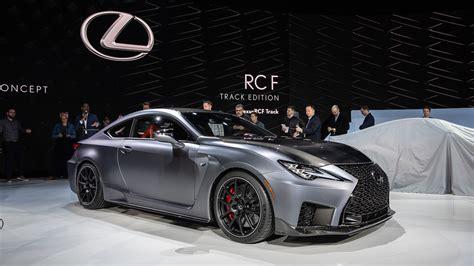 lexus rc  track edition   motortrend