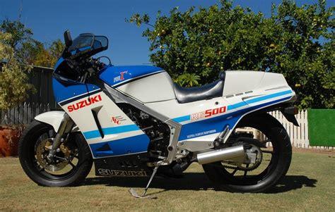 Suzuki Gamma by 1985 Suzuki Rg 500 Gamma Moto Zombdrive