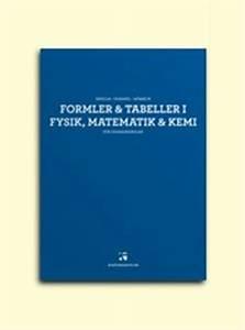 Formelsamling fysik gymnasiet