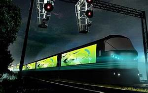 What Are The Bright Lights In The Sky Tonight Northern Lights Inspired Trains Aurora Train