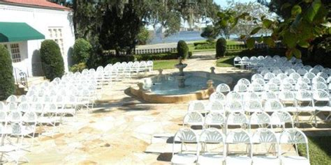 garden club of jacksonville weddings get prices for