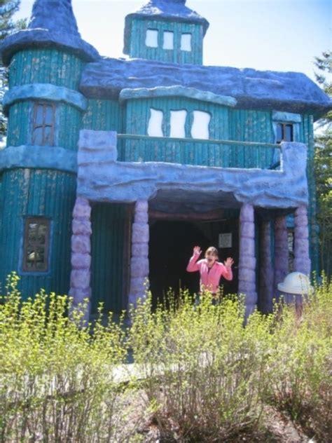 calaway park haunted mansion