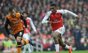 Alex Iwobi the silver lining for Arsenal on a day of ...