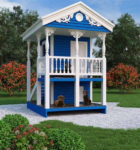 story playhouse  doghouse design