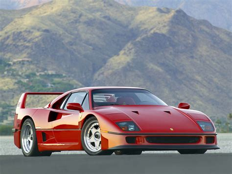 ferrari f40 ferrari f40 to feature in hypercar display at this year 39 s