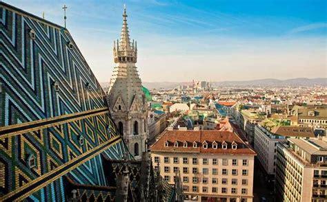 vienna  luxury travellers tourist destinations