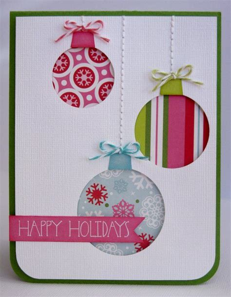 1023 best christmas cards stin up images on pinterest