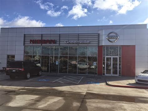 nissan dealerships dfw nissan of greenville in greenville tx 903 454 1