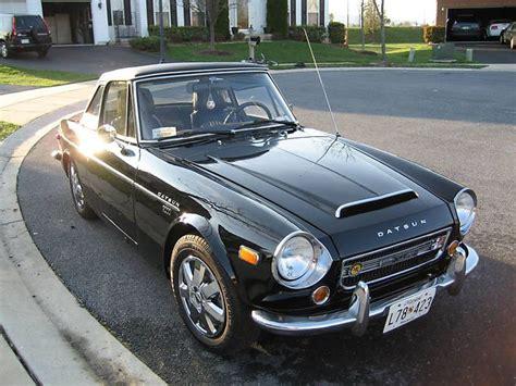 69 Datsun Roadster 69 datsun roadster vintage gear