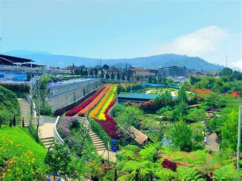 limakaki rainbow garden bandung lokasi  pas