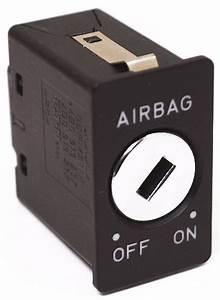 Passenger Airbag Deactivation Switch Audi Tt Mk1