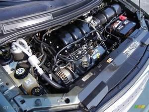 2003 Ford Windstar Limited 3 8 Liter Ohv 12 Valve V6