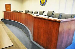 Council Chambers Arnold Contract