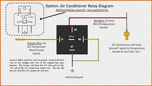 Hvac Blower Relay Wiring