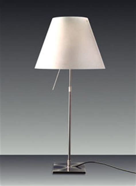 Luceplan Costanza Table Lamp   Stardust