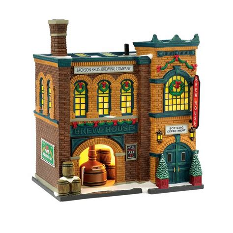 city lights collectibles department 56 4036491 the brew house