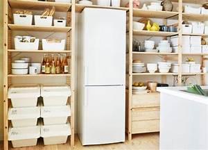Ikea Vorratsdosen Glas : ber ideen zu speisekammer regale auf pinterest ~ Michelbontemps.com Haus und Dekorationen