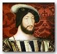 Jean Clouet (1480-1541) - Portrait of Francois I, King of ...