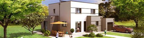 maison bois cotes d armor plan maison contemporaine plan maison contemporaine c 244 tes d armor coopalis