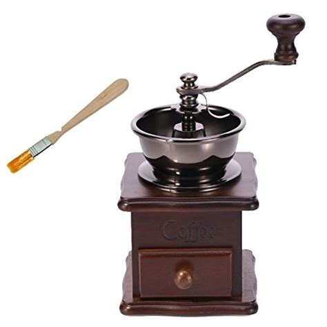 Furthermore, it's made in europe from beech wood. Manual coffee grinder made in usa