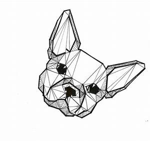 Resultado de imagen para bulldog geometrico   d todo..un ...