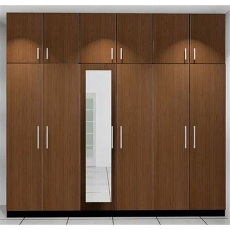 Brown Wardrobe With Mirror by Brown Modern Wooden Wardrobe Rs 1100 Square Venza