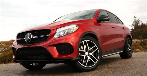 2016 Mercedes Benz GLE Coupe   Canadian Car Reviews ...