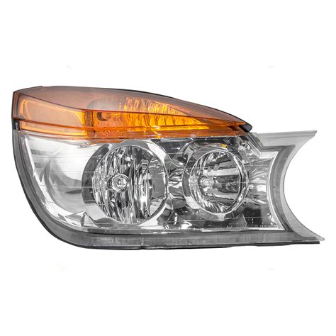 Buick Rendezvous Headlight by Everydayautoparts 02 03 Buick Rendezvous Passengers