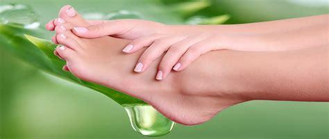 comment traiter les mycoses du pied avec l aloe vera
