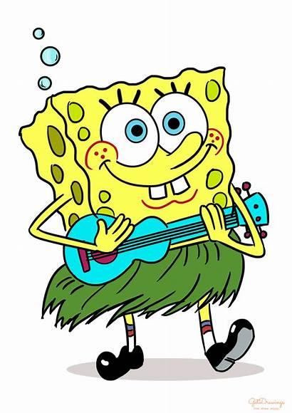 Squarepants Spongebob Draw Tutorials Getdrawings