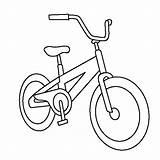 Bike Coloring Cycling Clipart Bicycle Printable Boys Craft Sheets Preschool Colorear Bicicleta Transporte Draw Meios Bikes Crafts Colouring Preescolar Books sketch template