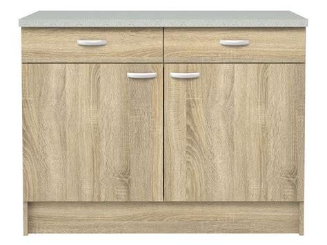 meuble bas cuisine 2 portes 2 tiroirs casa coloris ch 234 ne vente de meuble bas conforama