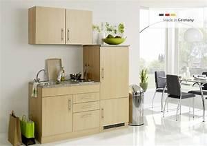 Kühlschrank 160 Cm Hoch : singlek che mit kochfeld und k hlschrank 160 cm ~ Watch28wear.com Haus und Dekorationen