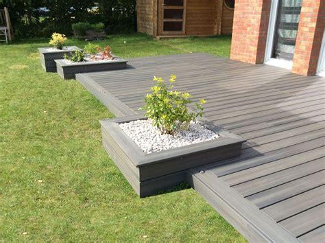 amenagement jardin modification terrasse terrasse en