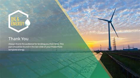 oil gas  energy premium powerpoint template slidestore