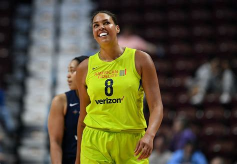 Appearances on leaderboards, awards, and honors. Dallas Wings All-Star Liz Cambage named Western Conference ...