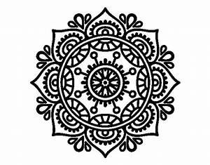 mandala-para-relajarse-colorear | Mandalas | Pinterest ...